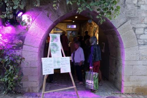 Septembre Imaginaire - entrée de l'Hôtel des Monnaies.