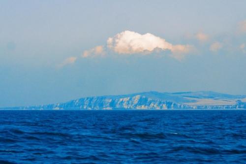 Côte d'Opale septembre 2021 En mer