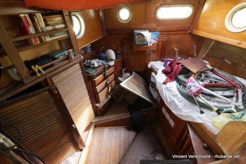 La cabine.