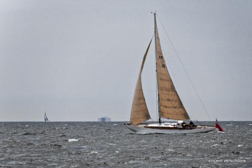 Sailing, voilier, Solent
