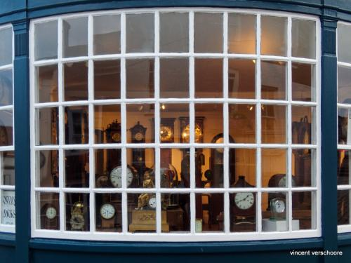 UK, Lymington, Solent, shop