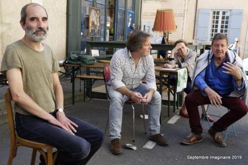 Septembre Imaginaire - Rencontre pré-concert avec Sens Radiants