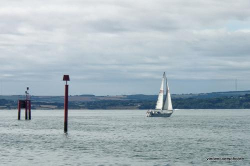 Solent, Beaulieu river