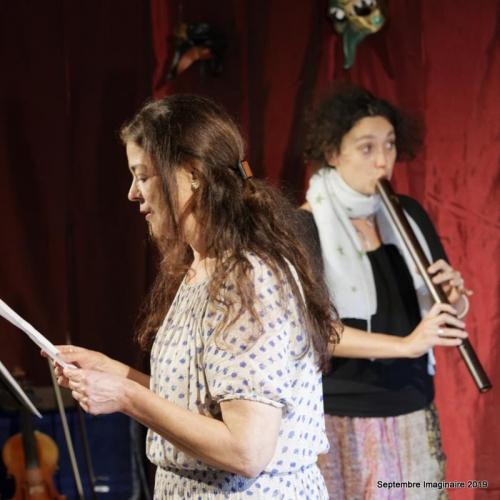 Septembre Imaginaire - noyau doux - conte musical.