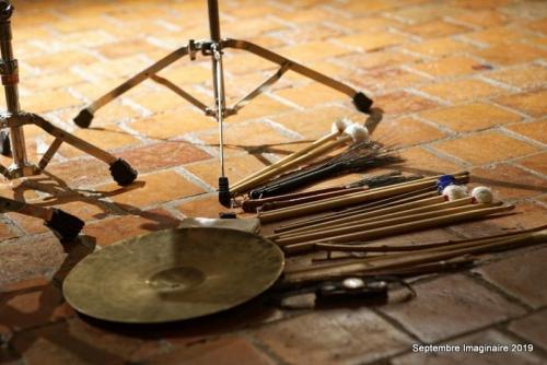 Septembre Imaginaire - Sens Radiants - Improvisation.