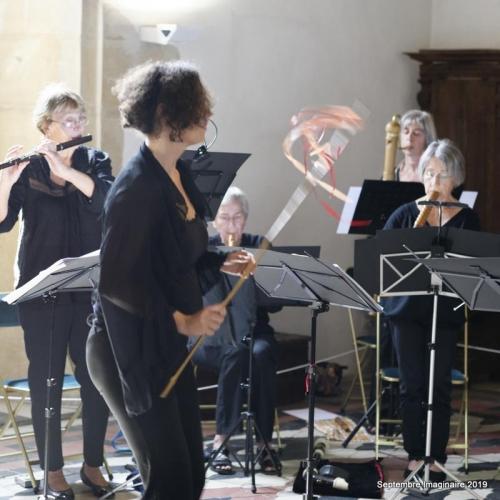 Septembre Imaginaire - Les ateliers de musique ancienne de Cluny - Balet comique de la Royne.
