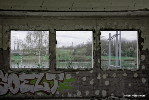 Halles Freyssinet, Châlon-sur-Saône, mars 2016