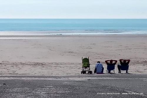 Le Portel plage.