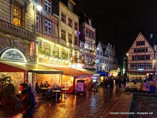 Rouen. Vieux Marché.