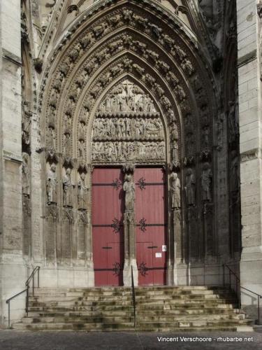 Rouen. Cathédrale Notre-Dame.