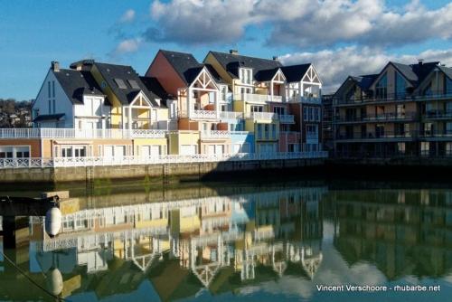 Deauville. Marina.