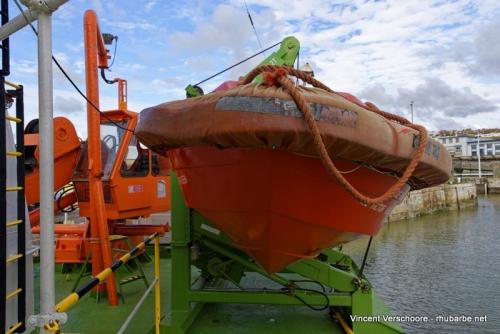 Victor-Hensen à Boulogne-sur-Mer. Plastic Odyssey.