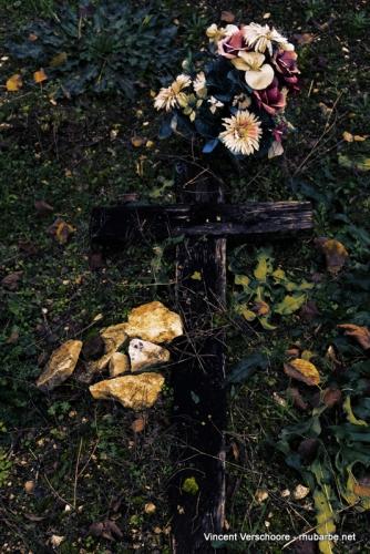 Vézelay - cimetière
