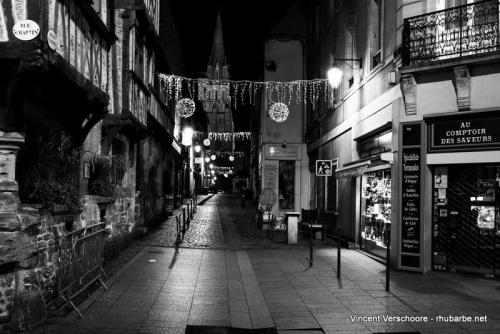 Bayeux. Centre ville.