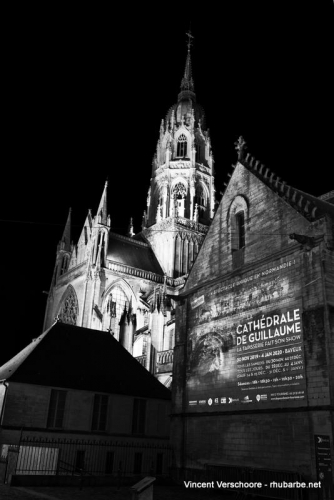 Bayeux. Cathédrale.