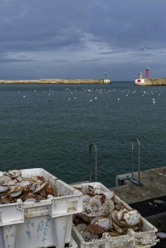 Port en Bessin.