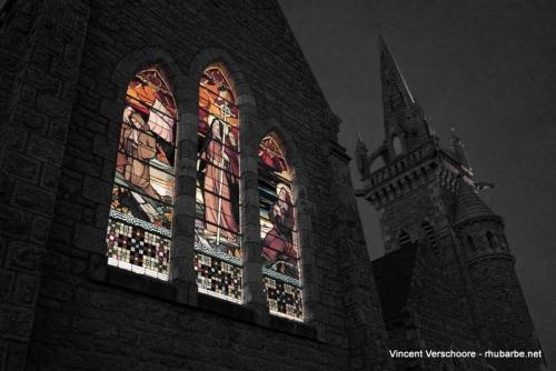 Saint Jacut. Eglise.