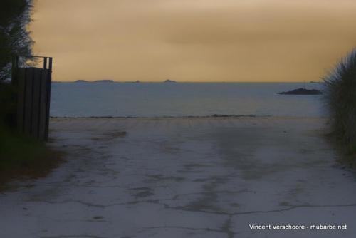 Carantec. Baie de Morlaix.