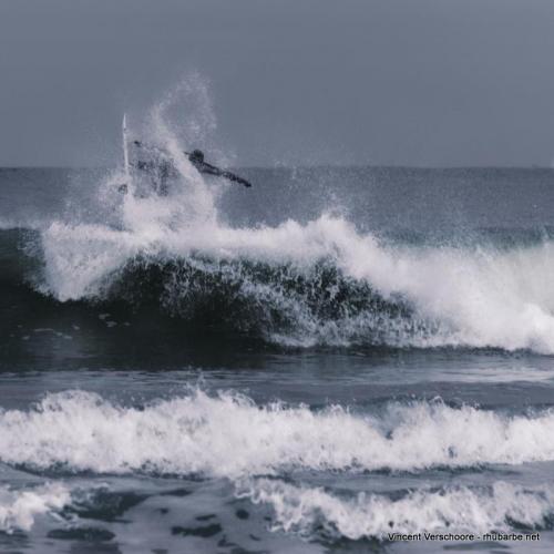 Locquirec. Surf.