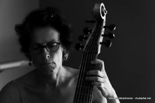 Isabelle Lubrano-Lavadéra - La Ciaccona. Festival Septembre Imaginaire.