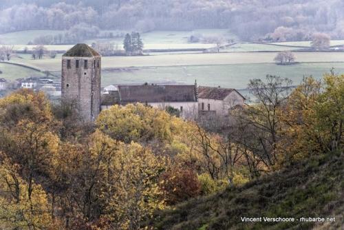 Eglise fortifiée de Château.