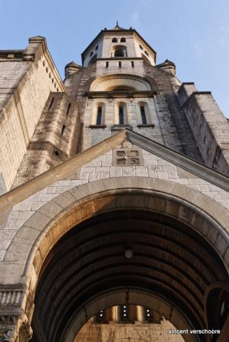 Annecy, église de la Visitation