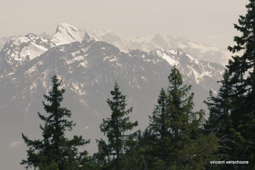 Mont-Blanc depuis le Semnoz