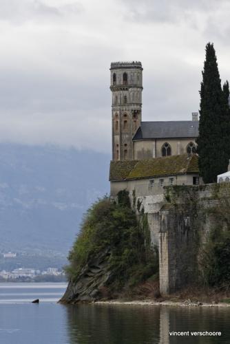 Abbaye de Hautecombe, Lac du Bourget