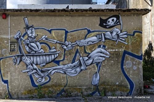 Post-humanité. Derniers graffitis.