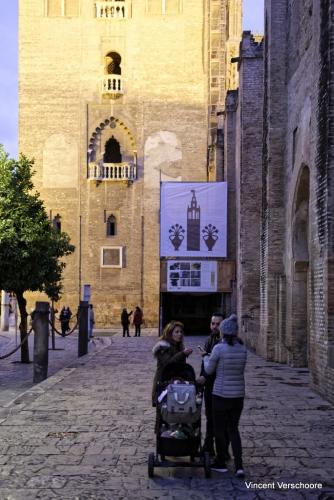 Séville, Espagne.